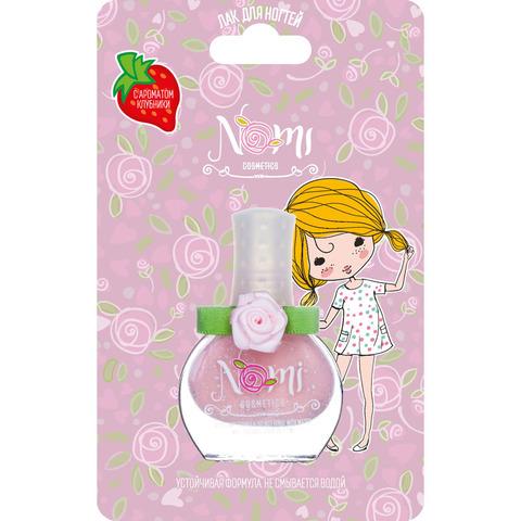Лак для ногтей №12 Розовый жемчуг (на блистере)