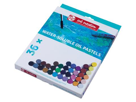Набор водорастворимой масляной пастели Art Creation 36цв