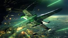 PS4 Star Wars: Squadrons (русские субтитры)