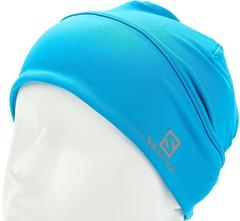 Шапка SALOMON Active Beanie голубая