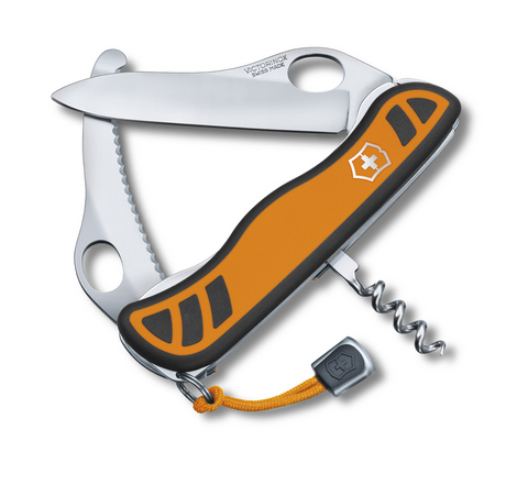Складной швейцарский нож Victorinox Hunter XS One Hand (0.8331.MC9)