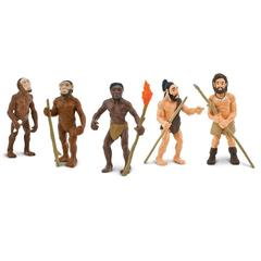 Набор обучающий Эволюция человека, Safari Ltd.