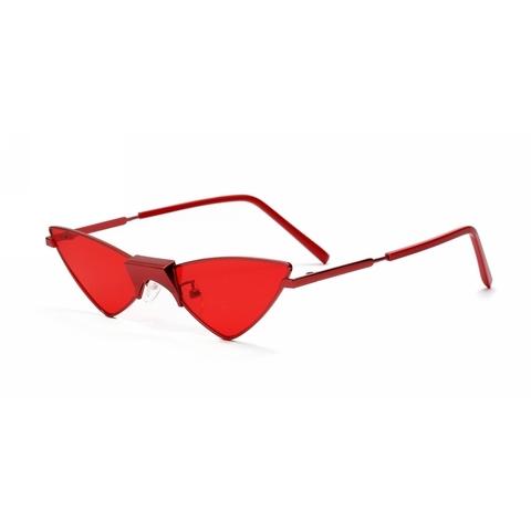 Солнцезащитные очки 95012002s Красный - фото