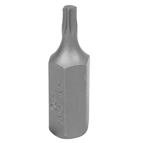 Вставка (бита) торцевая 10 мм, TORX, Т20, L = 36 мм KING TONY 163620T