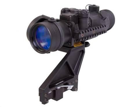 Прицел ночного видения Phantom 4x60 Gen 2+ DEP БК (76068ВКT)