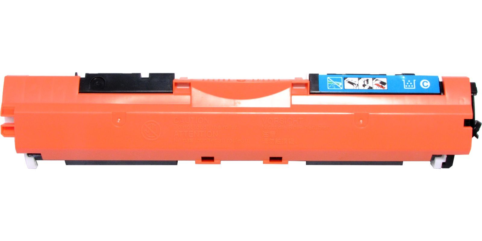 MAK №126A CE311A/Cartridge 729C голубой (cyan), для HP/Canon, до 1000 стр.