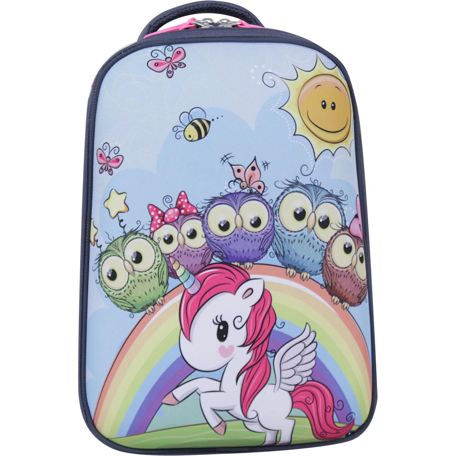 Школьные рюкзаки Рюкзак Bagland Turtle 17 л. серый 680 (0013466) IMG_2235_суб.680_-1600.jpg