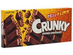 Шоколад Кранки хрустящий, Lotte, 45 гр.