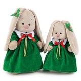 Зайка Ми в рождественском платье купить