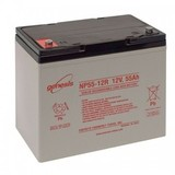 Аккумулятор EnerSys Genesis NP55-12 ( 12V 55Ah / 12В 55Ач ) - фотография