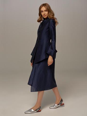 Женская синяя юбка Olmar GentryPortofino - фото 3