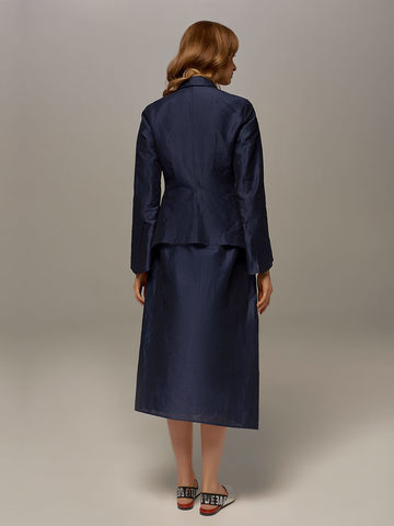Женская синяя юбка Olmar GentryPortofino - фото 5