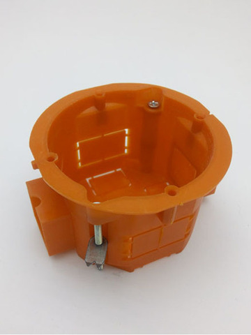 Коробка для полых стен/гипсокартона наборная