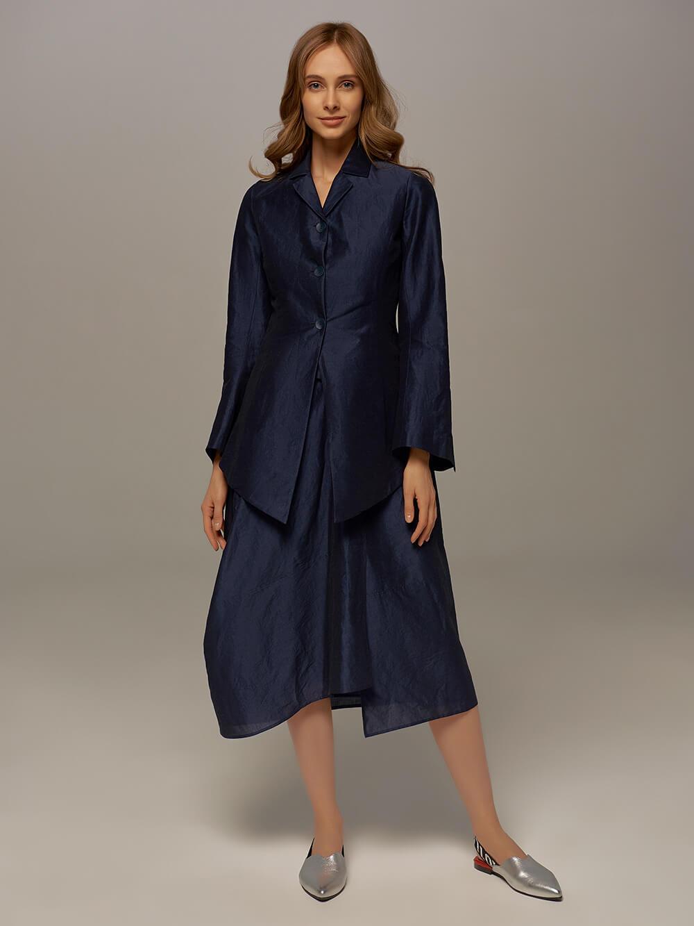 Женская синяя юбка Olmar GentryPortofino - фото 1