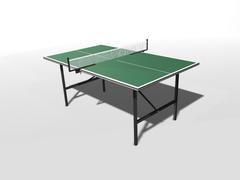 Теннисный стол детский влагостойкий, складной WIPS СТ-ДВ (61060)