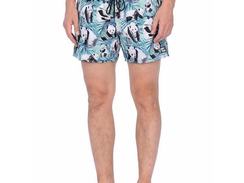 Мужские шорты пляжные разноцветные CHILLED John frank JFSS18SW07