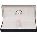 Шариковая ручка Parker Sonnet Slim K440 PREMIUM Metal&Pearl PGT CT Mblack (S0947350)