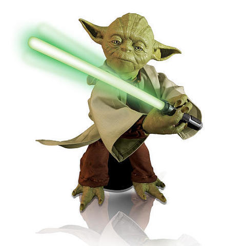 Star Wars Legendary Jedi Master Yoda - Collector Box Edition
