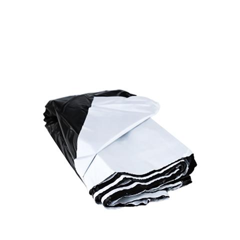 Пленка двухслойная черно-белая 1м