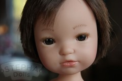 Кукла Гретта, Берхуан, 35 см