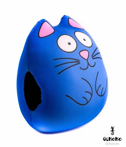 Муфта-подушка антистресс «Синий Кот» 3