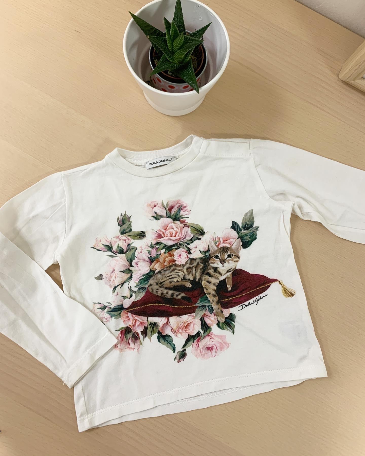 Лонгслив Dolce&Gabbana