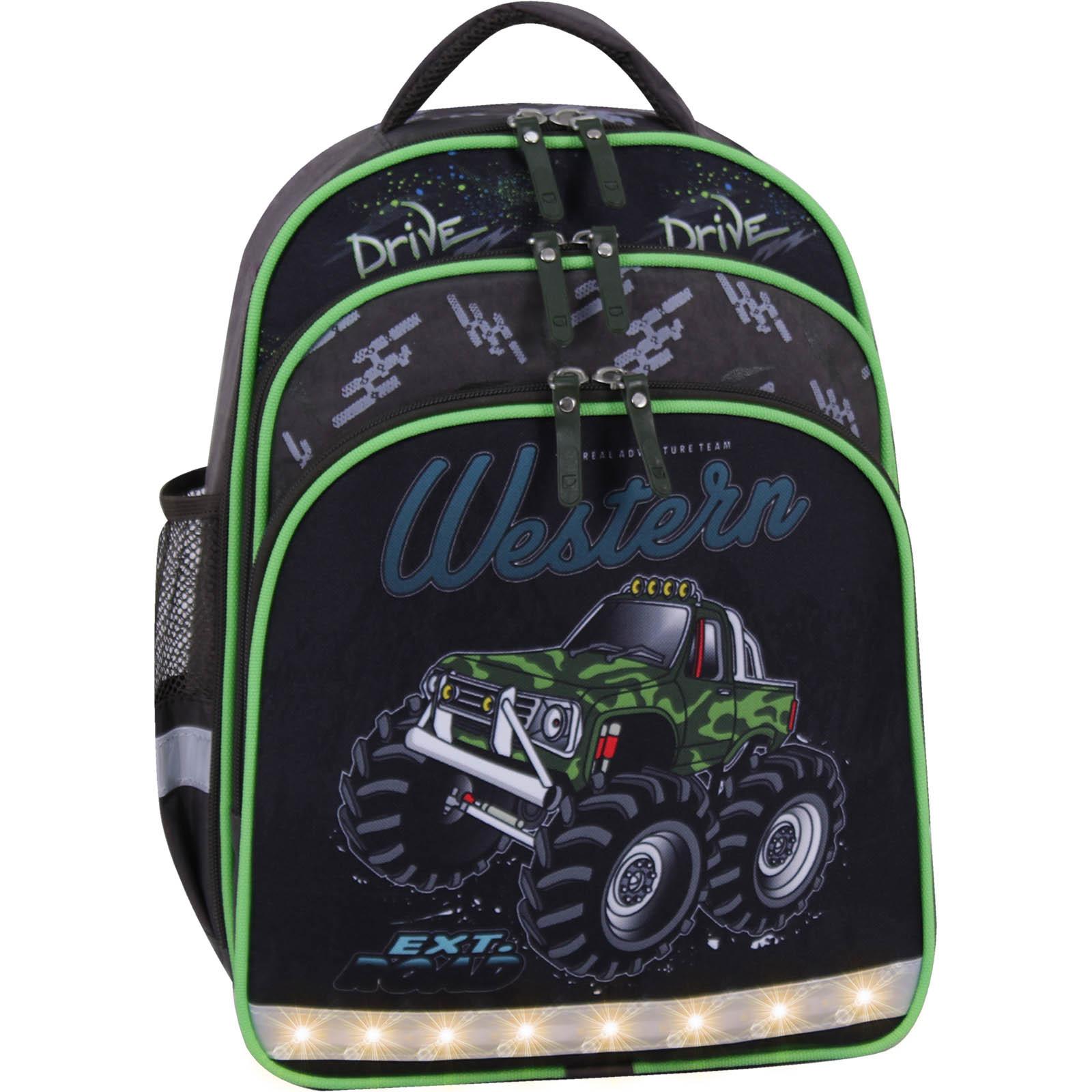 Для детей Рюкзак школьный Bagland Mouse хаки 664 (00513702) IMG_2463_суб.664__свет-16000.jpg