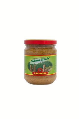 Оливковая паста ILIDA из зеленых оливок 180 гр