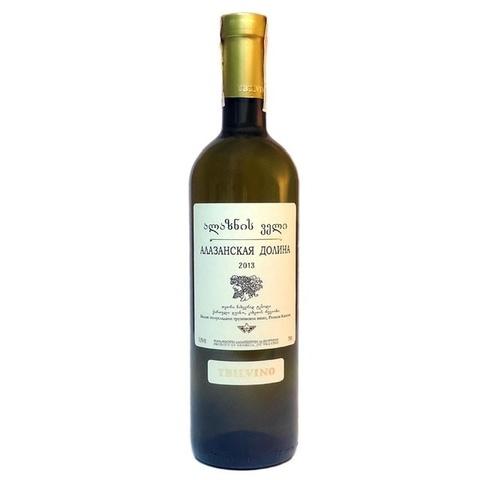 ღვინო ალაზნის ველი თბილვინო 0.75ლ