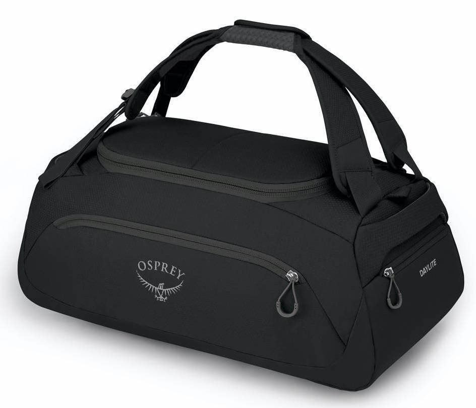 Сумки-рюкзаки Сумка Osprey Daylite Duffel 30 Black Daylite_Duffel_30_F20_side_black_web.jpg