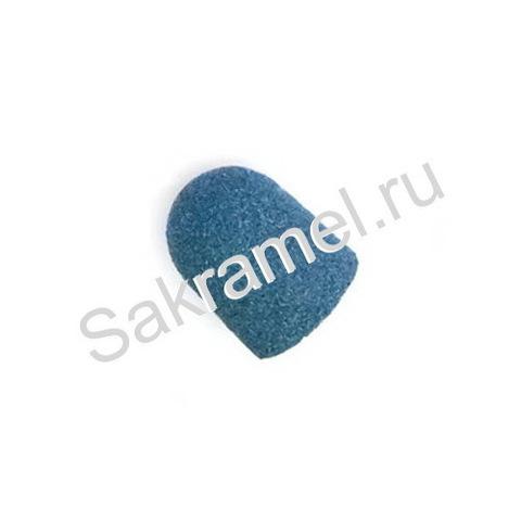 Колпачок абразивный 16 мм. синий #80