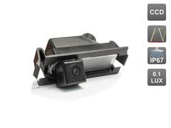 Камера заднего вида для Kia Rio III HATCH 12+ Avis AVS326CPR (#030)