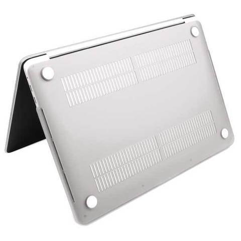 Чехол для Macbook Pro 16 - Матовый (Прозрачный)