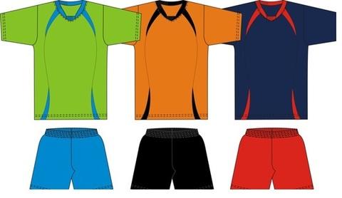Волейбольная форма мужская НМ-001 пошив на заказ