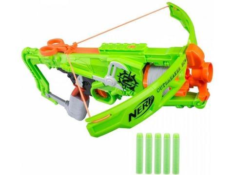 Nerf Zombie Strike Crossbow Outbreaker