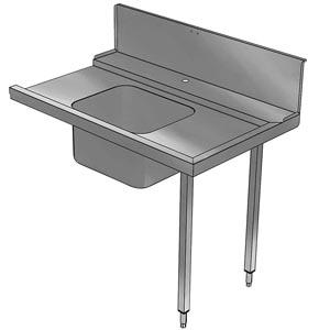 фото 1 Стол для грязной посуды Electrolux BHHPTBH14L 865311 на profcook.ru