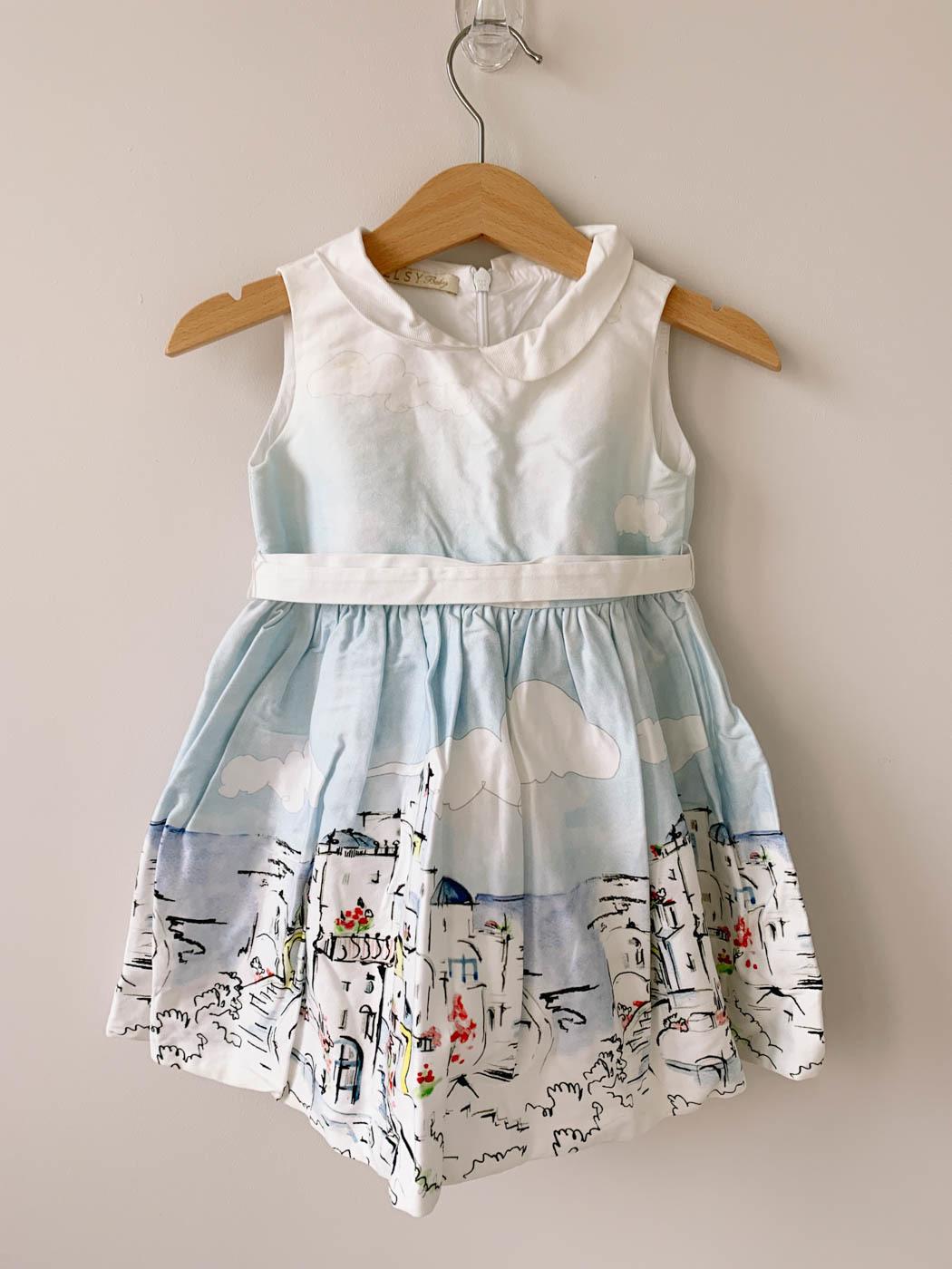 Платье Elsy