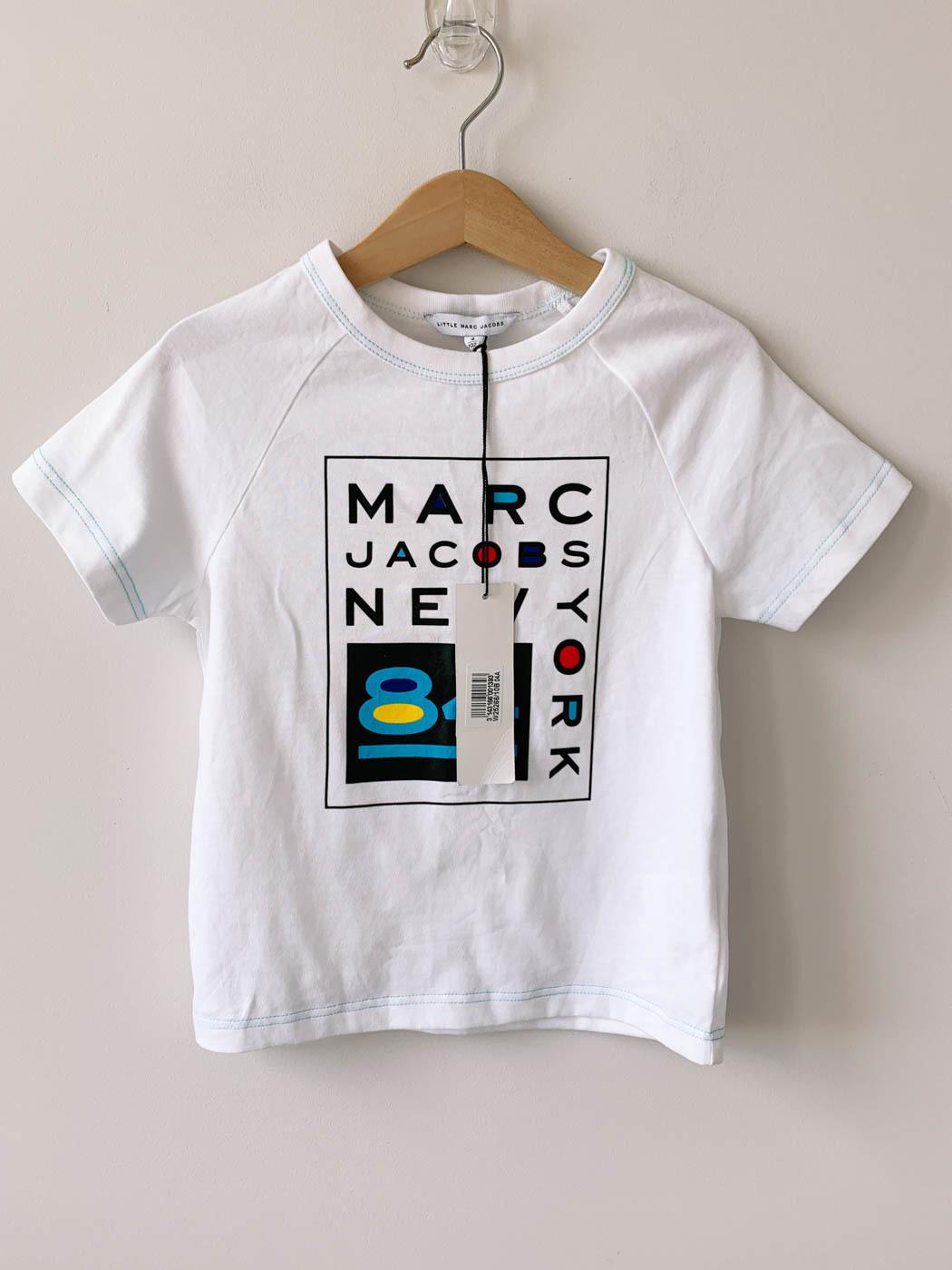 Футболка Little Marc Jacobs