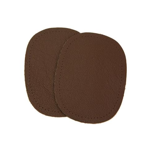 Заплатка кожаная коричневая PRYM 929272