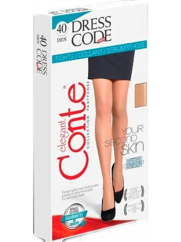 Колготки Dress Code 40 Conte