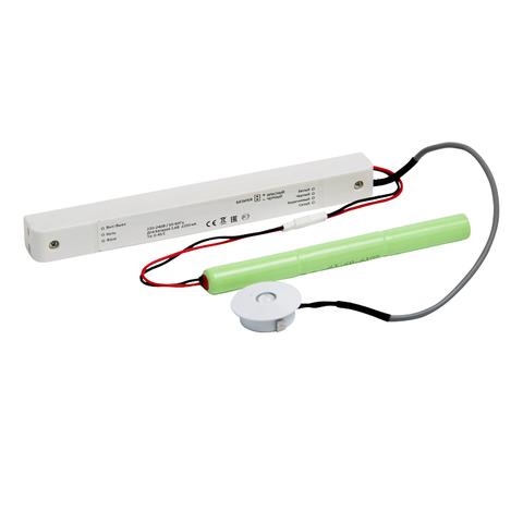 Точечные аварийные светильники, встраиваемые в потолок PL CL 1.2 – общий вид