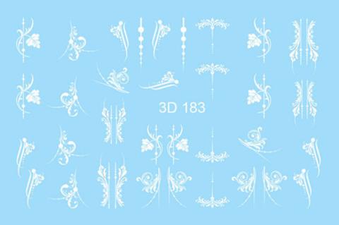 3D слайдер для ногтей, 3D - 183