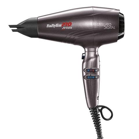 Фен для волос 2400Вт BaByliss 4Artists Stellato Digital BAB7500IE