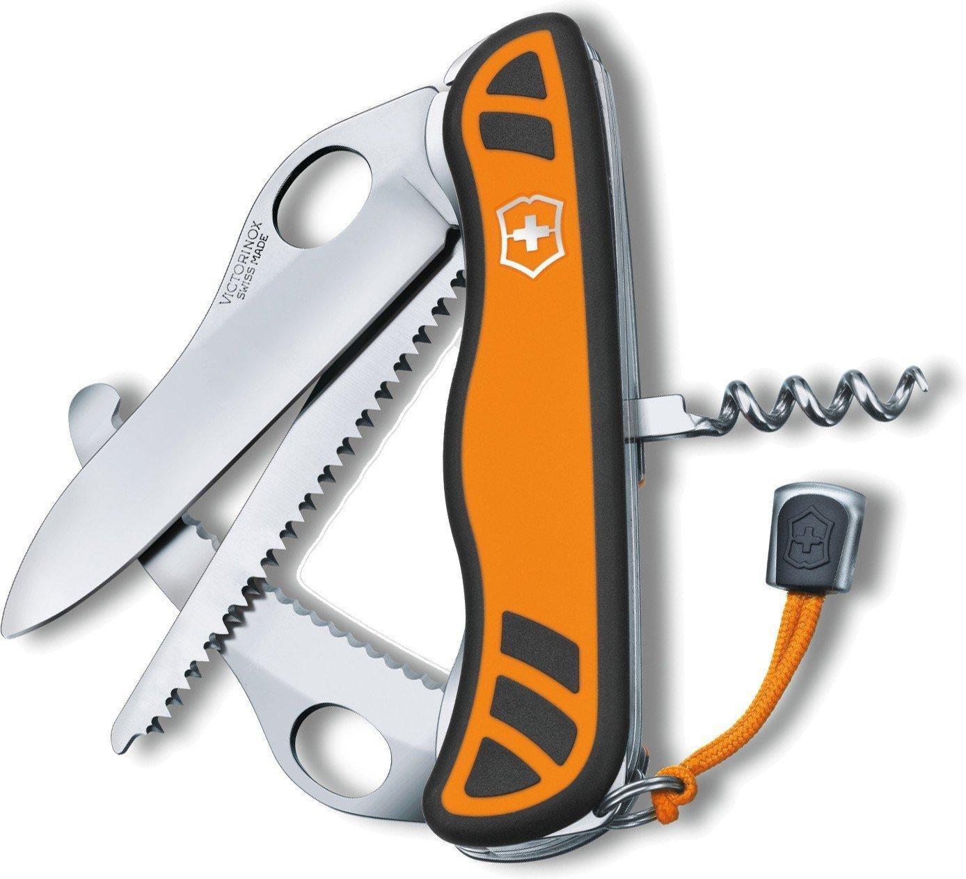 Складной швейцарский нож Victorinox Hunter XT One Hand (0.8341.MC9) - Wenger-Victorinox.Ru