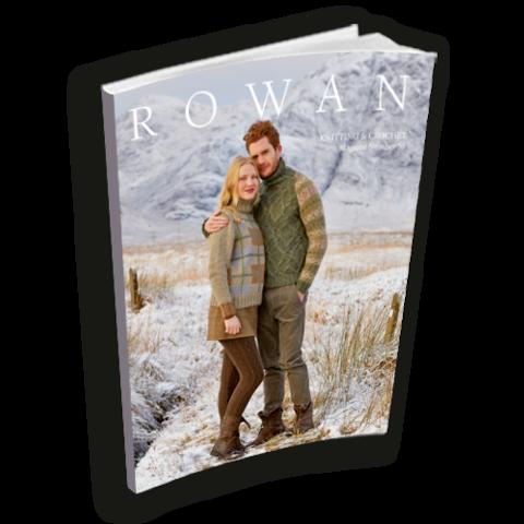 Журнал Magazine 56 Rowan