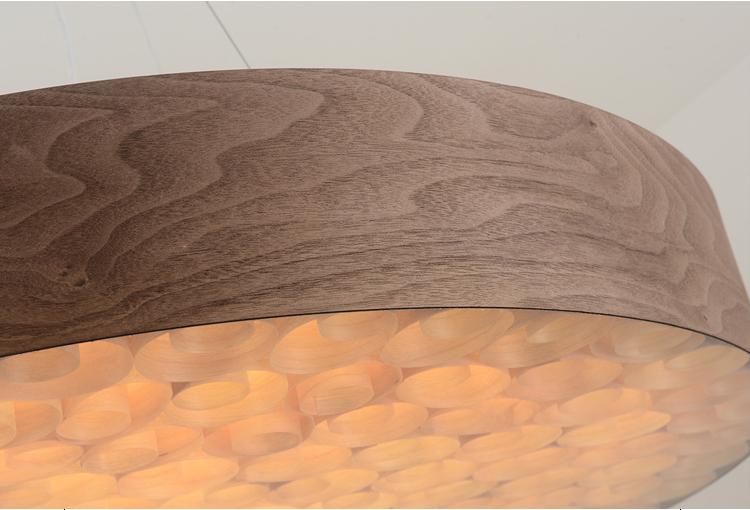 Подвесной светильник Spiro by LZF D80 (коричневый)