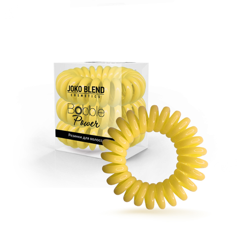 Набор резинок Power Bobble Yellow Joko Blend (1)