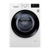 Узкая стиральная машина LG с функцией пара Steam F2J5HS6W
