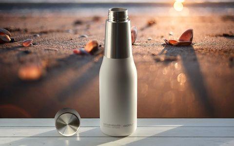 Термос-бутылка Asobu Oasis (0,59 литра), белая
