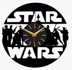 Звездные войны Часы из Пластинки — Великая Сага